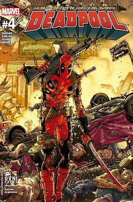 Deadpool Vol. 2 (Rústica) #4