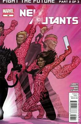 New Mutants Vol. 3 (Comic Book) #48