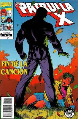 La Patrulla X Vol. 1 (1985-1995) #136