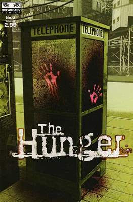 The Hunger (Comic book) #2