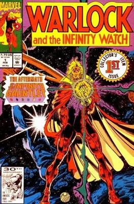 Warlock and the Infinity Watch (Comic-Book) #1