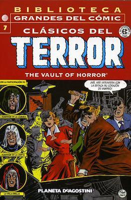 Clásicos del Terror. Biblioteca Grandes del Cómic (Rústica 160-176 páginas) #7