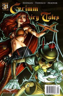 Grimm Fairy Tales (Comic Book) #31