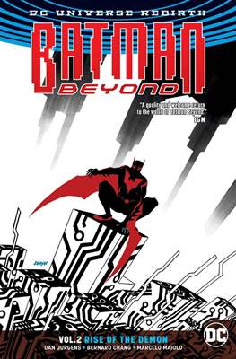 Batman Beyond (Vol. 6 2016-...) (Softcover) #2