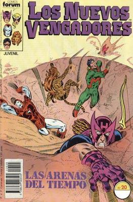 Los Nuevos Vengadores Vol. 1 (1987-1994) (Grapa 32 pp) #20
