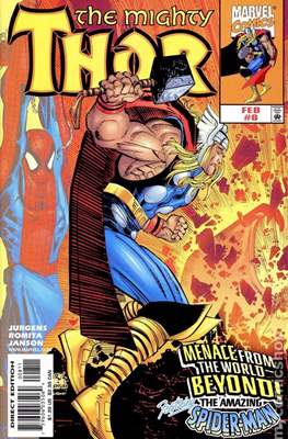 The Mighty Thor (1998-2004) #8