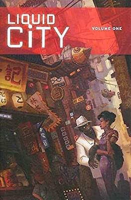 Liquid City (Softcover) #1