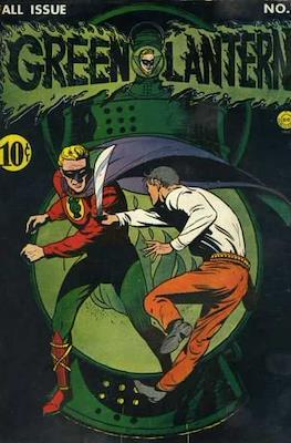 Green Lantern vol.1 (Grapa) #1