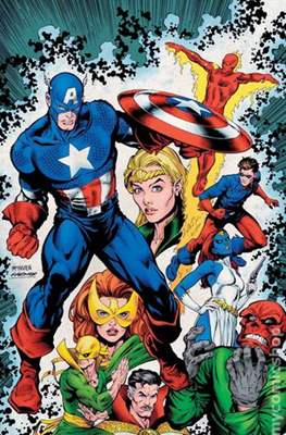 History of the Marvel Universe (Comic Book 44 pp) #2