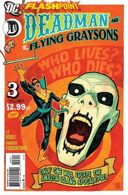Flashpoint: Deadman and the Flying Graysons Vol 1 (Grapa) #3