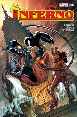 Inferno (Comic-book) #3