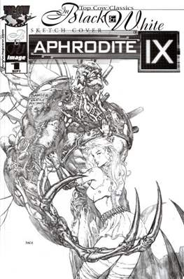 Top Cow Classics in Black & White: Aphrodite IX