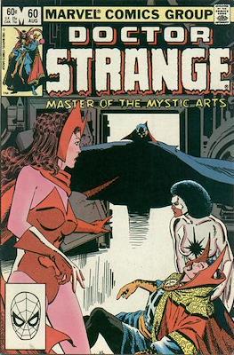 Doctor Strange Vol. 2 (1974-1987) (Comic Book) #60