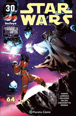 Star Wars (Grapa 56-32 pp.) #30