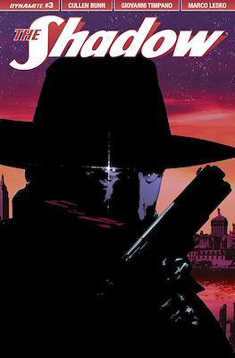 The Shadow Vol. 2 (Comic-book) #3