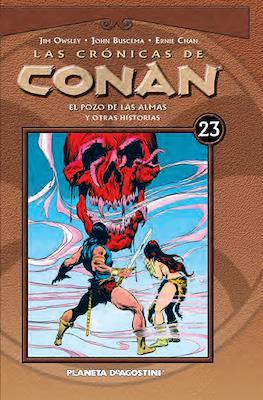Las Crónicas de Conan (Cartoné 240 pp) #23