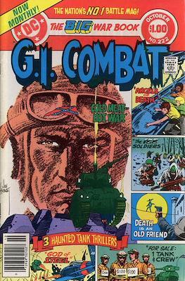 G.I. Combat (grapa) #222