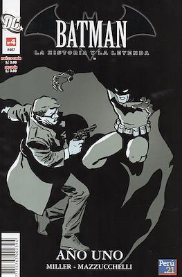 Batman. La Historia y la Leyenda (Grapa) #4