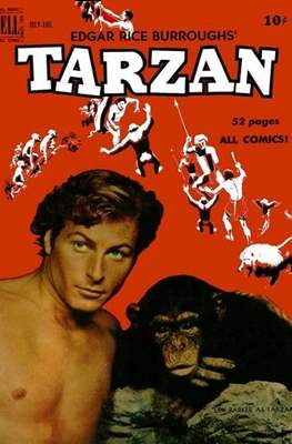 Tarzan (Comic-book) #16