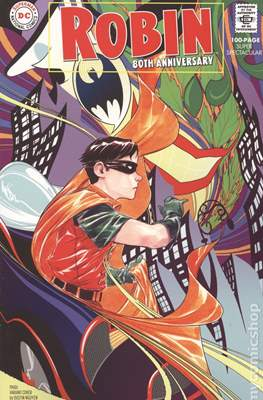 Robin 80th Anniversary (Variant Cover) (Softcover 100 pp) #1.3
