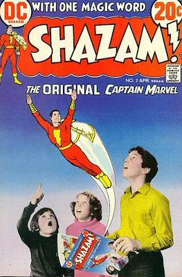 Shazam! Vol.1 (1973-1978) #2