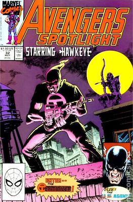 Solo Avengers / Avengers Spotlight (Comic book) #32