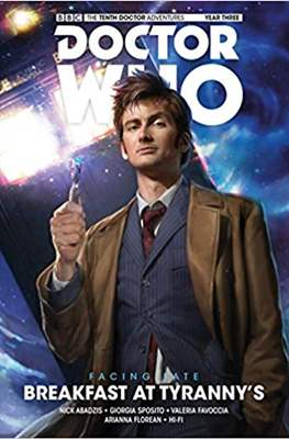 Doctor Who: The Tenth Doctor Adventures Year Three