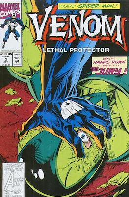 Venom: Lethal Protector (Comic-book) #3