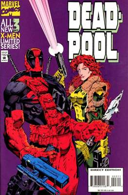 Deadpool (1994) (Comic Book) #3