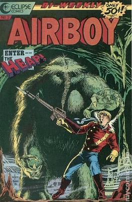Airboy (1986-1989) #3