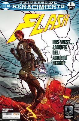 Flash. Nuevo Universo DC / Renacimiento (Rústica / Grapa.) #25/11