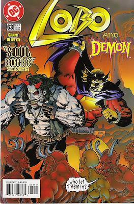Lobo Vol. 2 (1993 - 1999 Grapa) #63