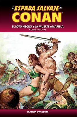 La Espada Salvaje de Conan (Cartoné 120 - 160 páginas.) #19