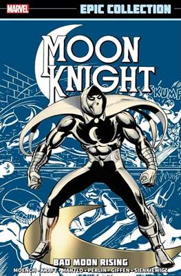 Moon Knight Epic Collection (Softcover) #1