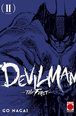 Devilman: The First (Rústica 368 pp) #2