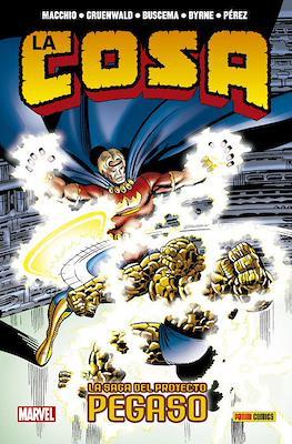 La Cosa: El Proyecto Pegaso. 100% Marvel HC (Cartoné 200 pp) #