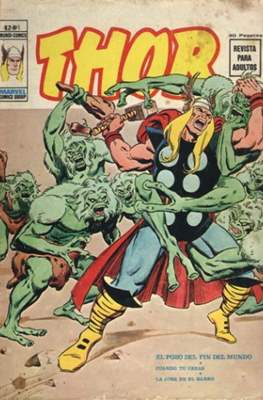 Thor Vol. 2 (Grapa. 56 pp. 1974-1980) #1