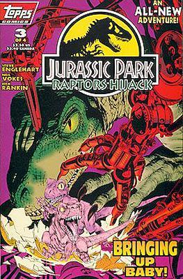 Jurassic Park: Raptors Hijack (Comic Book) #3