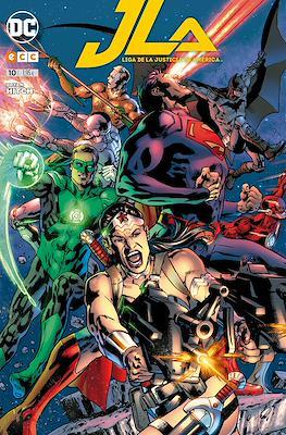 JLA. Liga de la Justicia de América (Grapa) #10