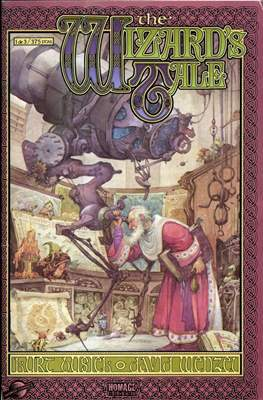 The Wizard's Tale #1