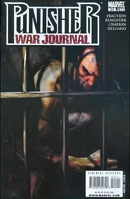 Punisher War Journal Vol 2 (Comic Book) #24