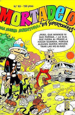 Mortadelo (1987-1991) (Grapa) #83