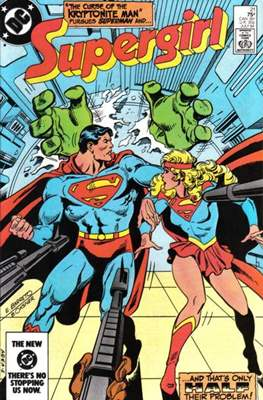 The Daring New Adventures of Supergirl (Grapa) #21