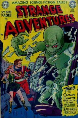 Strange Adventures (Comic Book) #10