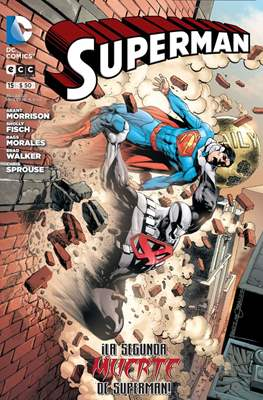Superman: Nuevo Universo DC (grapa) #15