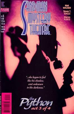 Sandman Mystery Theatre (Comic Book. 1993) #35