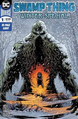 Swamp Thing: Winter Special
