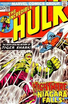 The Incredible Hulk Vol. 1 (1962-1999) (Comic Book) #160