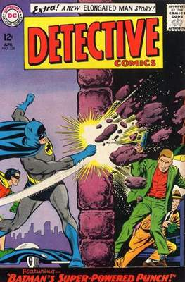 Detective Comics Vol. 1 (1937-2011; 2016-) (Comic Book) #338