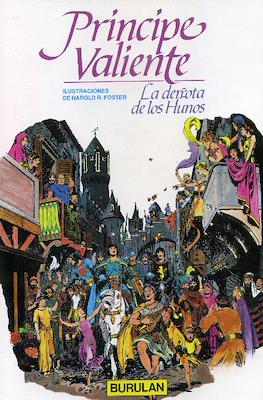 Príncipe Valiente (Cartoné 48 pp) #4